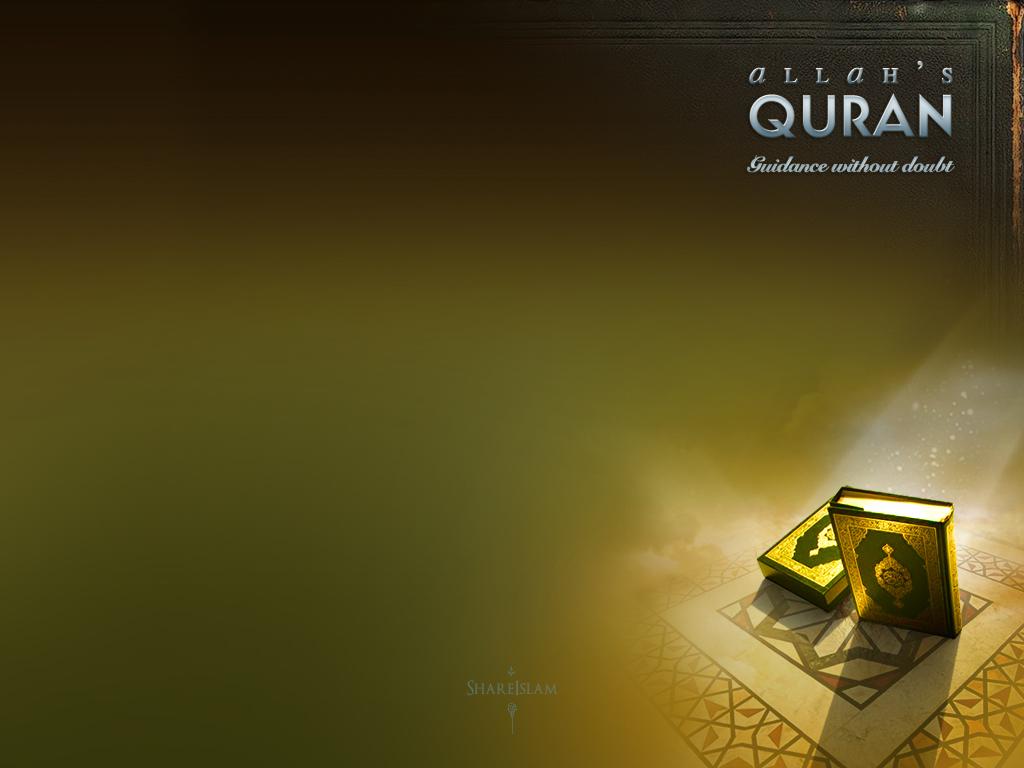allahs quran islamic wallpaper 1024 x 768